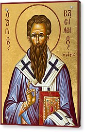 St Basil The Great Acrylic Print