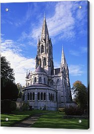 St Finbarrs Cathedral, Cork City, Co Acrylic Print by The Irish Image Collection