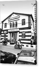 St. Georges Hall, Broad Street Acrylic Print