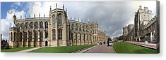 St. George's Chapel Acrylic Print by Gary Lobdell
