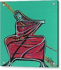St Graham Acrylic Print by Gdm