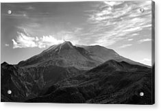 St. Helens Acrylic Print by Ty Nichols