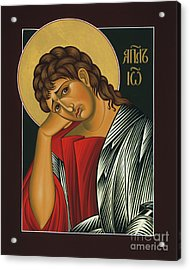 Acrylic Print featuring the painting St. John The Apostle 037 by William Hart McNichols