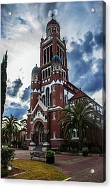St. Johns Cathedral 1 Acrylic Print