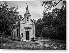 St. John's Church In Little Gidding Acrylic Print
