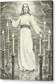 St John's Vision Acrylic Print