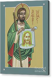 St Jude Patron Of The Impossible 287 Acrylic Print