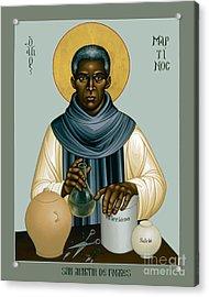 St. Martin De Porres - Rlmpc Acrylic Print