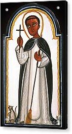 St. Martin Of Porres - Aomap Acrylic Print