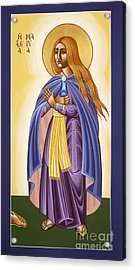 St Mary Magdalen Equal To The Apostles 116 Acrylic Print