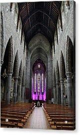 St. Mary's Cathedral, Killarney Ireland 1 Acrylic Print