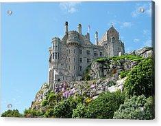 St Michael's Mount Castle Acrylic Print