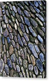 Acrylic Print featuring the digital art St Michael's Path by Julian Perry