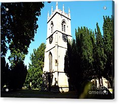 St. Michael's,rossington Acrylic Print
