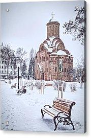 St. Paraskeve Church. Chernihiv, 2018. Acrylic Print
