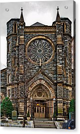 St. Patrick's Church Acrylic Print