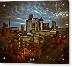 St. Paul Twilight Acrylic Print