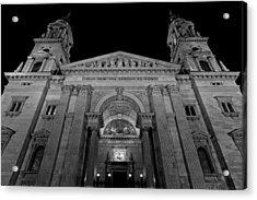St. Stephen's Basilica 2 Acrylic Print