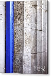 St. Sylvester's Doorway Acrylic Print