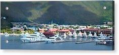 St. Thomas Us Virgin Islands Acrylic Print