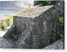 St. Trillo's Chapel - North Wales - Uk ....... Acrylic Print