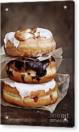 Stacked Donuts Acrylic Print