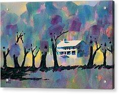 Stafford House Acrylic Print