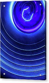 Acrylic Print featuring the photograph Stage Light by KG Thienemann