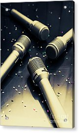 Staging A Disco Acrylic Print