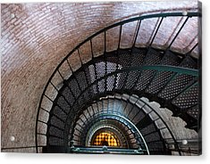 Staircase Acrylic Print by Patrick  Flynn