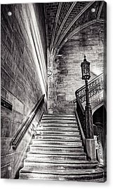 Stairs Of The Past Acrylic Print