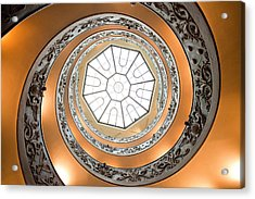Stairs To Heaven Acrylic Print by Andre Goncalves