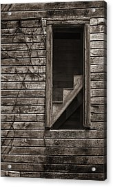 Stairs With A View Acrylic Print