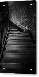 Stairway Acrylic Print by Ester  Rogers