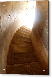Stairway From Heaven Acrylic Print