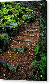 Stairway To..... Acrylic Print