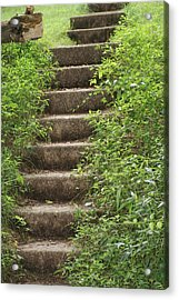 Stairway To Heaven Acrylic Print by Heather Green