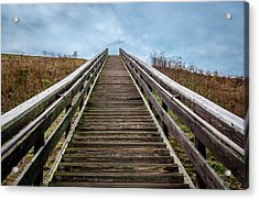Stairway To The Sky Acrylic Print