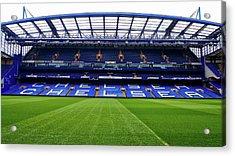 Stamford Bridge Acrylic Print