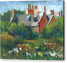 Stan Hywet Hall Acrylic Print