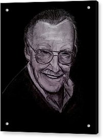 Excelsior Acrylic Print