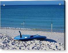 Stand Up Paddle Board Acrylic Print