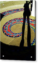 Standing Tall Acrylic Print by Gary Brandes