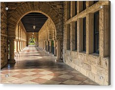 Stanford Hall Acrylic Print