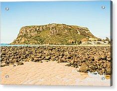 Stanley Seascape Acrylic Print