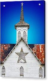Star Barn 2 Acrylic Print