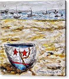 Star Boat Acrylic Print