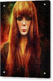 Star Dreamer Acrylic Print