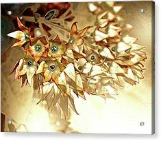 Star Fade Autumn Acrylic Print