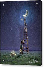 Star Keeper Acrylic Print